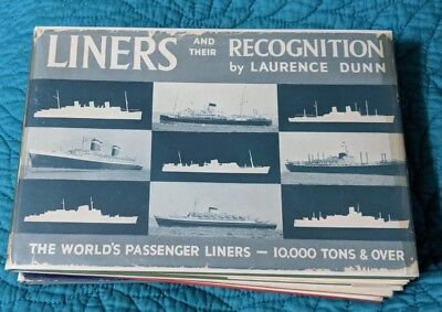Liners And Their Recognition A 3 Volume Series Of Period Books