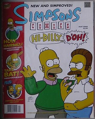 Simpsons Comics Presents Best Of Simpsons Treehouse Of Horror Special Edition