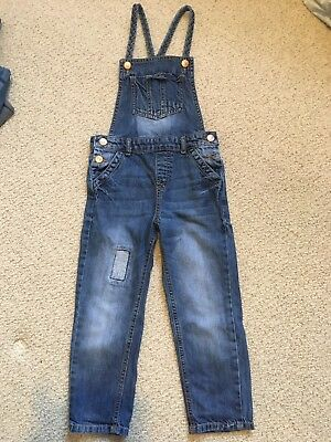 Girls Mothercare Dungarees Age 6 years