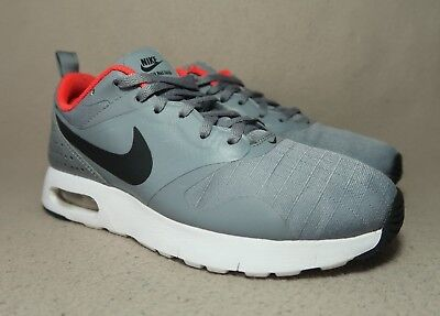 competitive price d6595 4b477 NIKE AIR MAX TAVAS GS Boys Grey Casual Trainers UK Size 3 EU 35.5