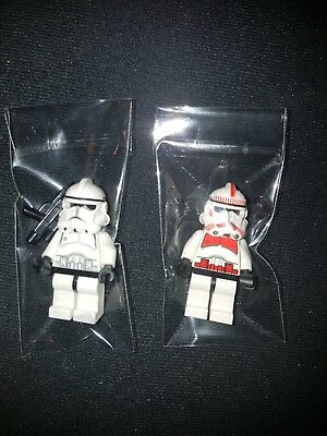 LEGO® Star Wars™ 2x Clone Trooper Klonkrieger Episode 3