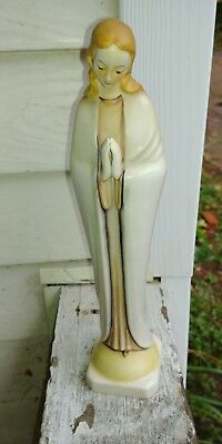 Authentic Hummel  White Virgin Tmk-3 Stylized Bee  10 Inches Tall