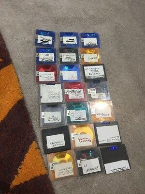Job Lot Of 21 Used Collection Mini Discs Different Titles