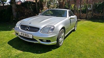 Mercedes SLK 32 AMG Supercharged V6