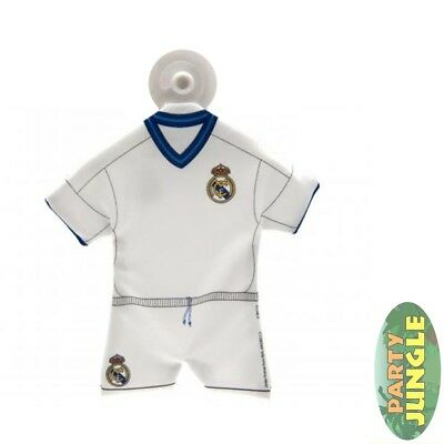Real Madrid Mini Kit Hanger Official Licensed Football Car Accessory Gift