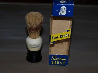 Vintage Ever Ready shavingbrush with in original box