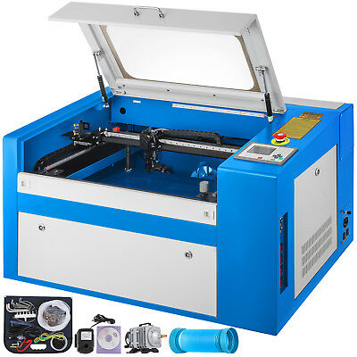 High Precise 50W CO2 Engraver Cutter 300*500MM Laser Engraving Cutting Machine