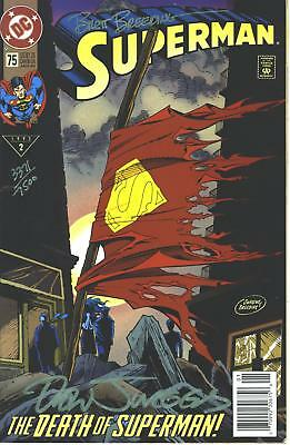 SUPERMAN/DOOMSDAY/FUNERAL FOR A FRIEND assortment