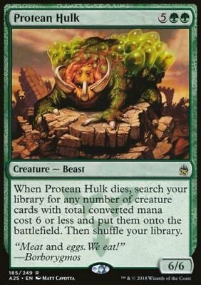 1x PROTEAN HULK - Beast - M25/Dissension -  MTG - NM - Magic the Gathering