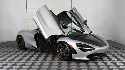 2018 McLaren 720S Performance Coupe 2018 McLaren 720S, Only 550 Miles, 1 Owner, Lots of Carbon, Gorgeous!!!