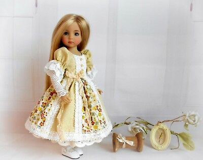 Handmade outfit  fits Dianna Effner 13 inch little darling dolls