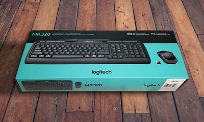 LOGITECH WIRELESS COMBO MK320 TREIBER WINDOWS XP