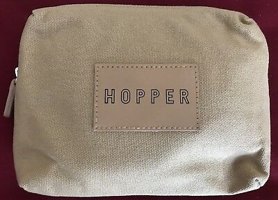 Hopper Jetblue Mint Accesory Bag Filled Toiletry