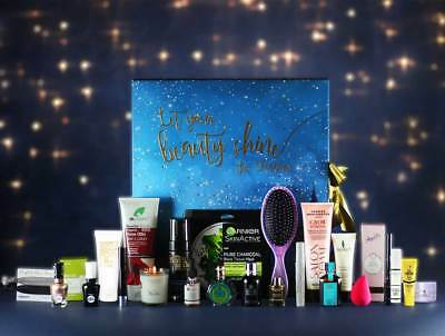 LATEST IN BEAUTY Christmas Xmas Advent Calendar 2018 - Worth over £255! SOLD OUT