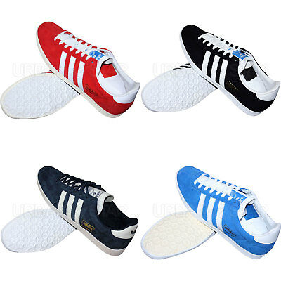 Adidas Gazelle OG Trainers Retro Style Original Suede Leather Men's Shoes