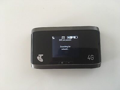 Telstra Sierra Wireless AirCard 760S 4G LTE WiFi Modem Router Hotspot