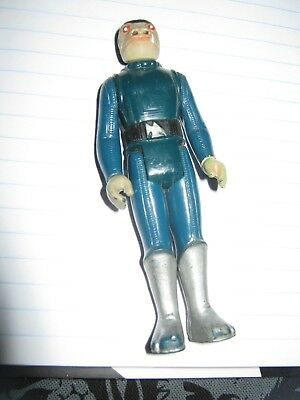 Star Wars Kenner Vintage BLUE SNAGGLETOOTH figure dent Sears Cantina 1978