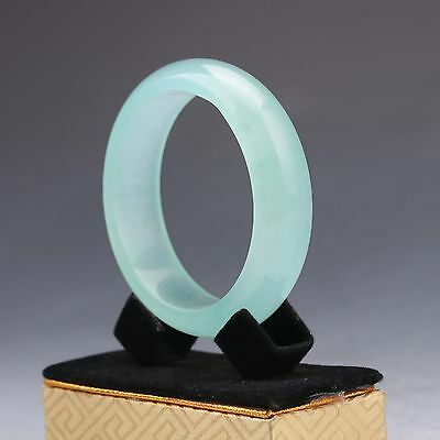 Chinese Hand-carved Natural Jade  Bracelet