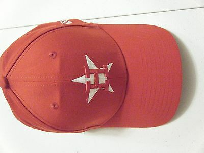 Mens Astors Red White Baseball Cap Med/large New