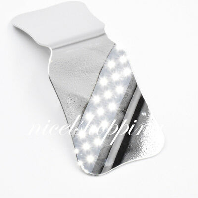 Dental Photograph Orthodontic Stainless Steel Reflector Mirror N-5A Photographic