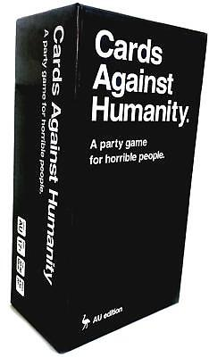 Cards Against Humanity Main Set AU Edition V2.0 Party Game 600 Cards