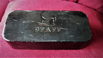 Old Antique Pfaff German Sewing Machine Accesorry Tin Box