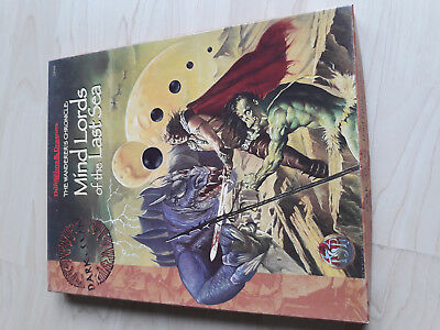 AD&D The Wanderer´s Chronicle Dark Sun-Mind Lords of the Last Sea TSR 2444