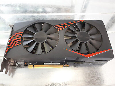 ASUS Expedition Radeon RX570 OC Edition 4GB HDMI Gaming Graphics Card
