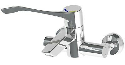 Enware AQUABLEND SQX WITH MOUNTED SURGEON MIXER Elbow Control, Chrome*Aust Brand