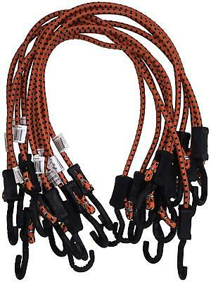 Adjustable 32-Inch Bungee Cords, 10-Piece, Item: MABC-32
