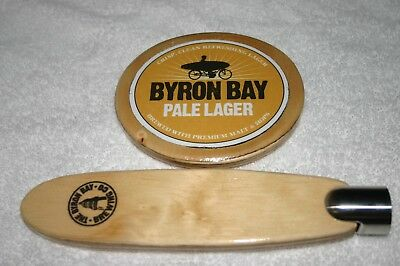 Byron Bay Pale Lager and Handle Tap Top Badge/Decal