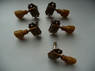1969 Gibson Deluxe Original Tuners / Les Paul Mechaniken