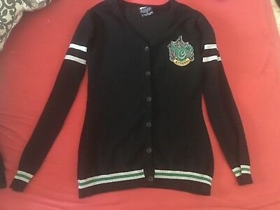 Harry Potter Slytherin College Sweater