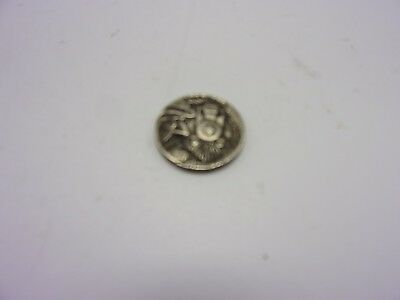 1927 Train/Railroad Token Coin-Made Out Of Buffalo Nickle