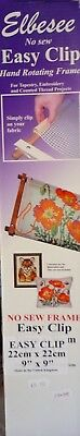 Elbesee Tapestry Easy Clip Frame