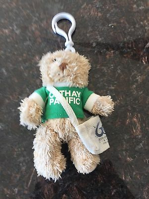 CXexcitment - Cathay Pacific Airways 2006 Airline of the Year Small Cuddly Bear