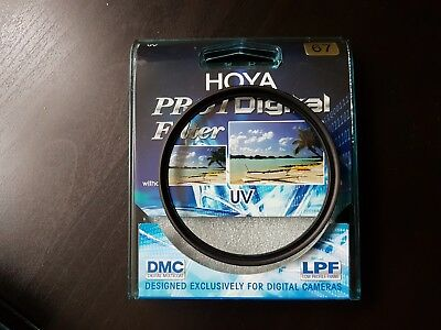 Hoya  67MM Pro1 Digital MC UV (0)  Filter