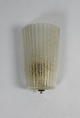 Barovier & Toso Murano Wandlampe/wall light, italienisches Design