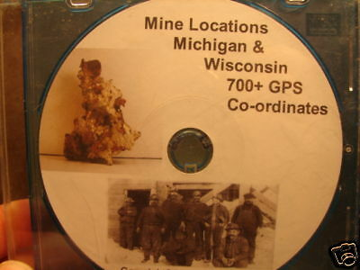 700 Mine Rock Collecting Prospecting Locations Michigan PDF Download