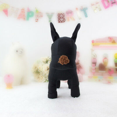 Pet Dog Model Mannequin Retail Store Display for Pet Accessories Comic Nose Cute