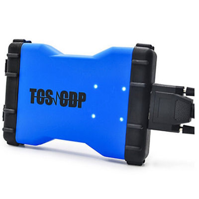 Universal Bluetooth Diagnostic tool for cars and trucks TCS CDP 2014.3+5.00.8R2