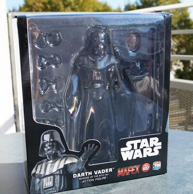 Mafex STAR WARS Darth Vader REVENGE OF THE SITH