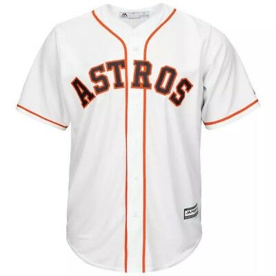MLB Baseball  Maillot Cool Base Houston Astros Brode Blanc L Neuf