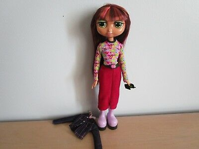 "2000s Mattel DIVA STARZ Nikki Doll Talking Interactive 11"" Working Excellent"