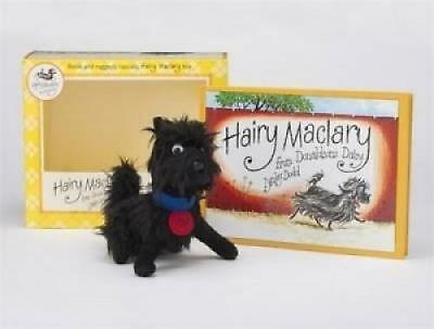 Hairy Maclary Book And Toy Set by Lynley Dodd.