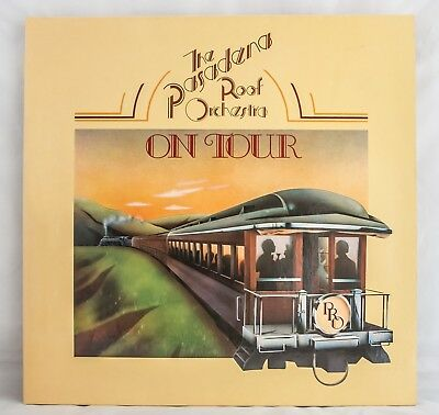 The Pasadena Roof Orchestra On Tour Live Doppel - LP + Zugabe A Talking Picture