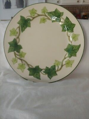"Vintage Franciscan Ivy Pattern 10 Dinner Plates 10.25""inches"
