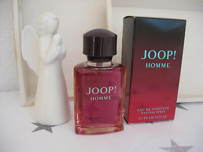 NEU~~JOOP! HOMME~~Eau de Toilette Natural Spray~~75 ml