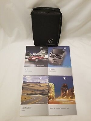 2010 mercedes glk 350 owners manual