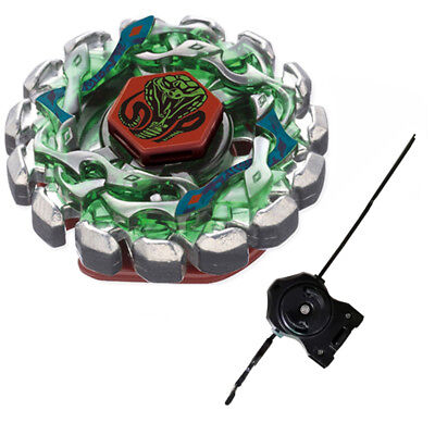 4D Rapidity Fusion Beyblade Metal Masters BB29 With Power Single Launcher kk